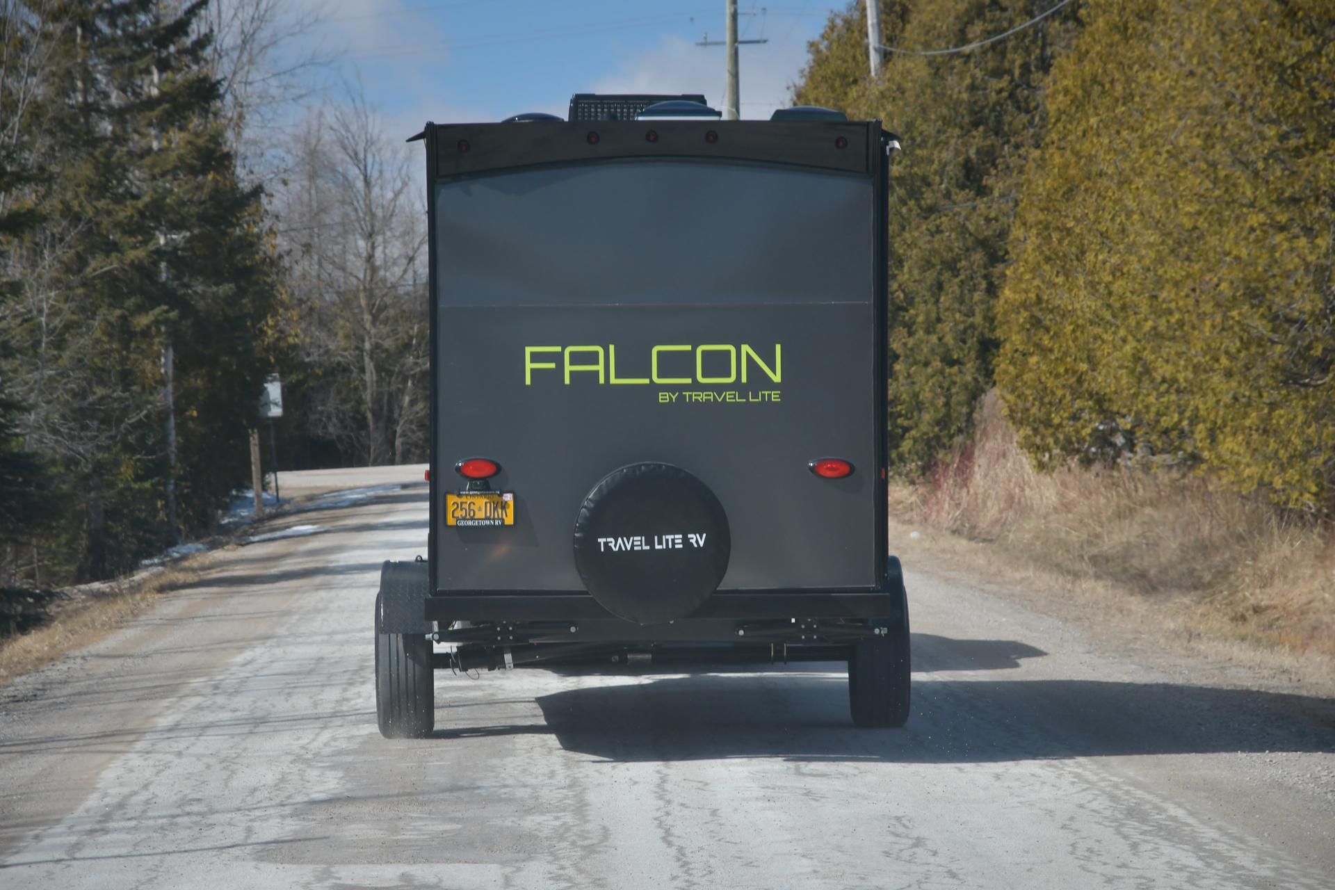 Travel Lite Falcon Gt 24bh Road Test Rv Lifestyle Magazine