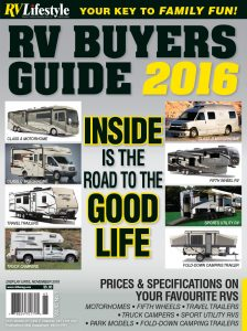 RV Lifestyle 2016 Buyer's Guide