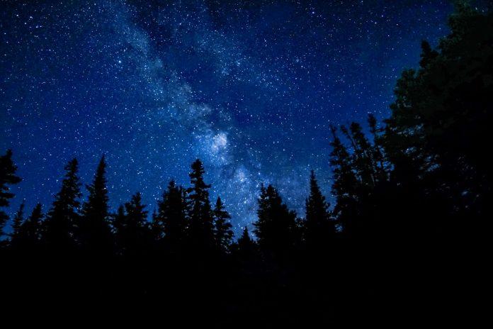 Quetico Provincial Park Dark Sky